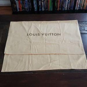 Louis vuitton dustbag
